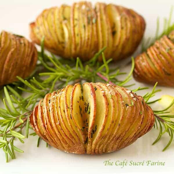 RecipeTin Eats ESSENTIALS | Hasselback Potatoes - 5 Takes | HasselbackPotatoes