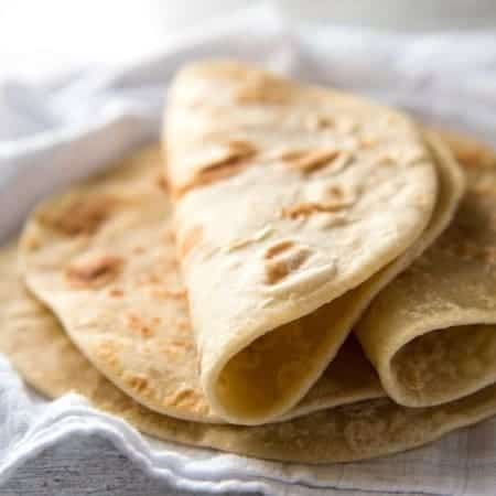 Easy Soft Flatbread Recipe (No Yeast)