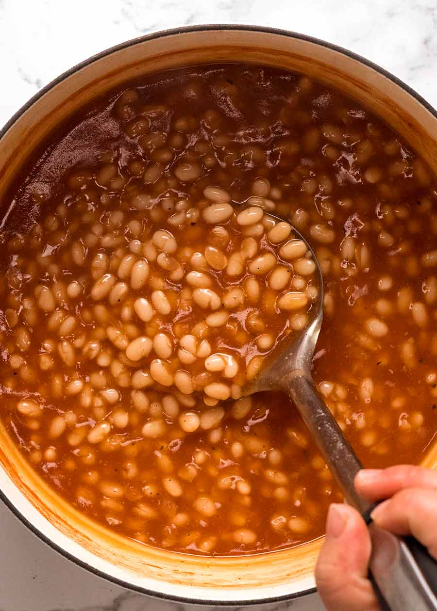 Heinz Baked Beans Recipe Copycat Recipetin Eats