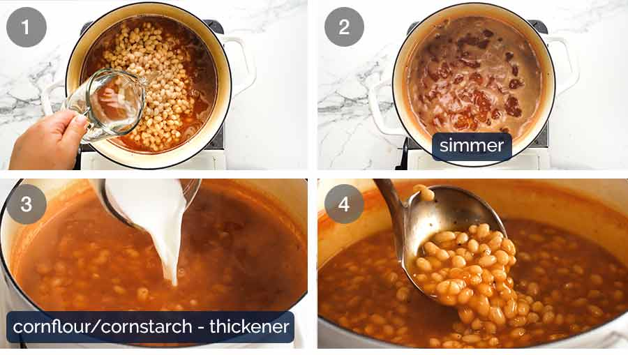 How to make baked beans from scratch