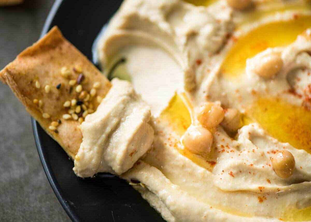 Everyone needs a great Hummus recipe. No unnecessary frills. Just a classic done right. www.recipetineats.com