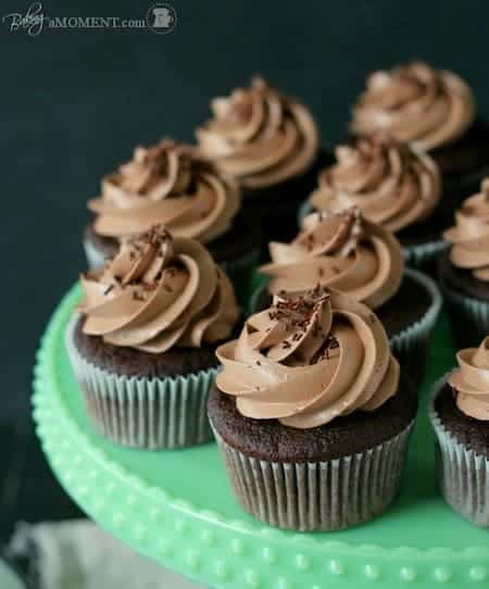 ultimate chocolate cupcake from the cupcake project i love that