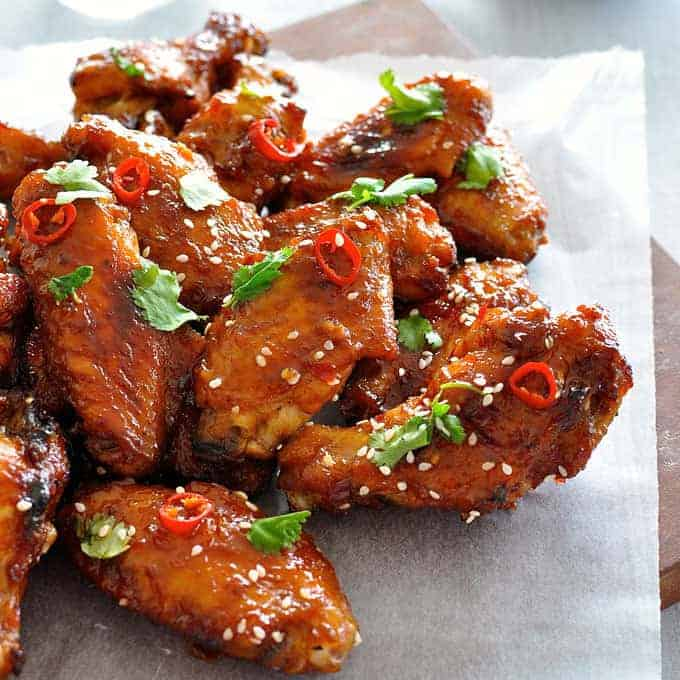 how to cook chinese chicken wings