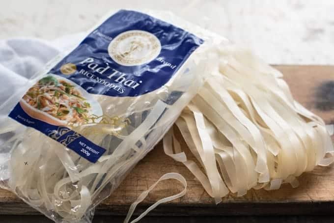 Pad See Ew Noodles