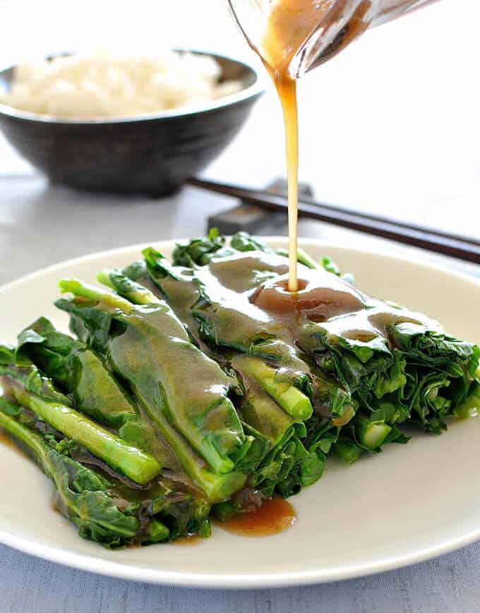Restaurant style chinese broccoli with oyster sauce recipetin eats forumfinder Gallery