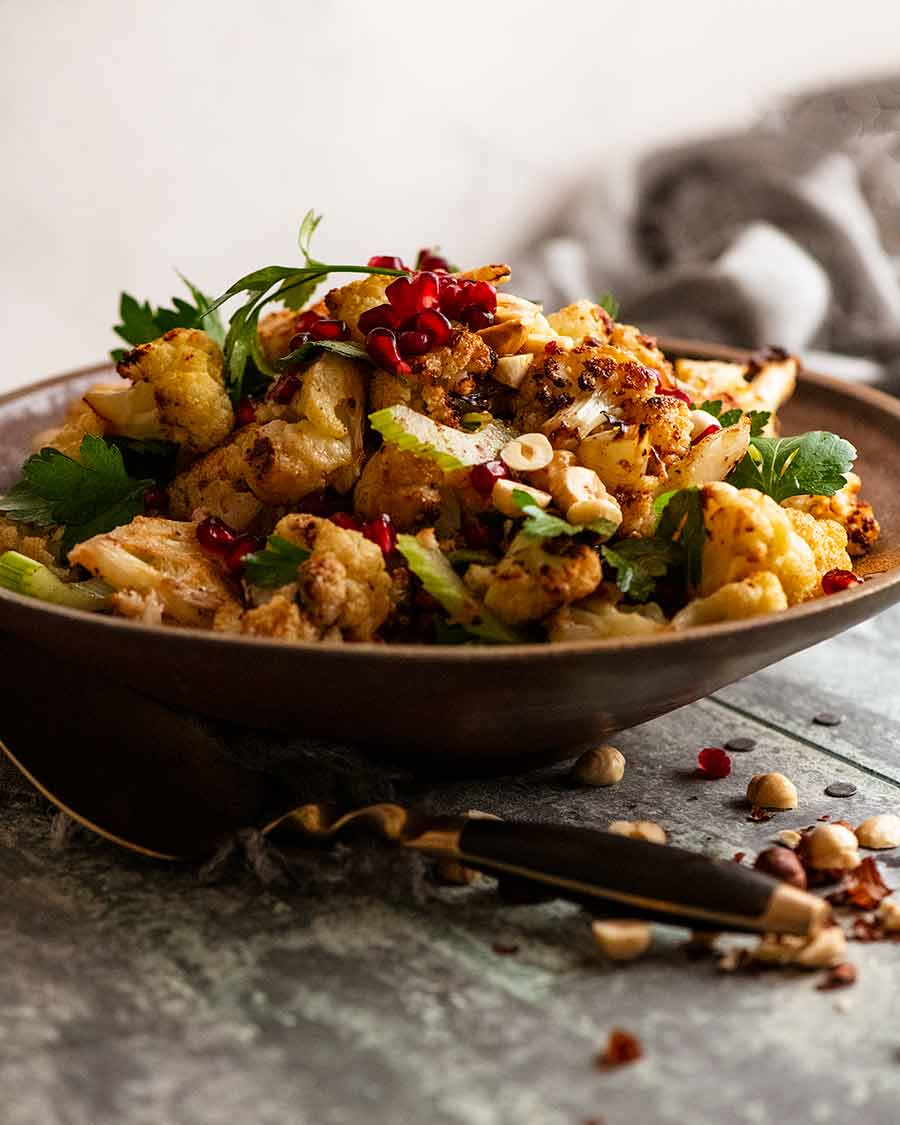 Yotam Ottolenghi S Cauliflower Salad Recipetin Eats