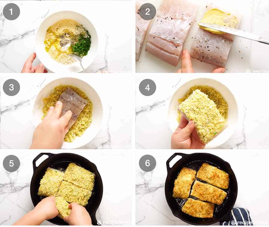 How to make Emergency Easy Fish Recipe