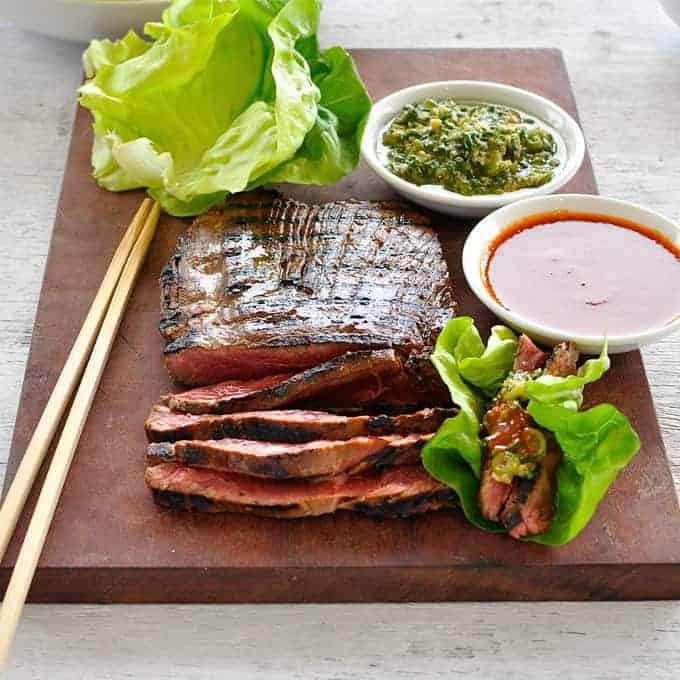 Momofuku Steak Ssam Recipe — Dishmaps