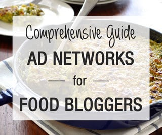 Comprehensive Guide to Ad Networks for Food Bloggers