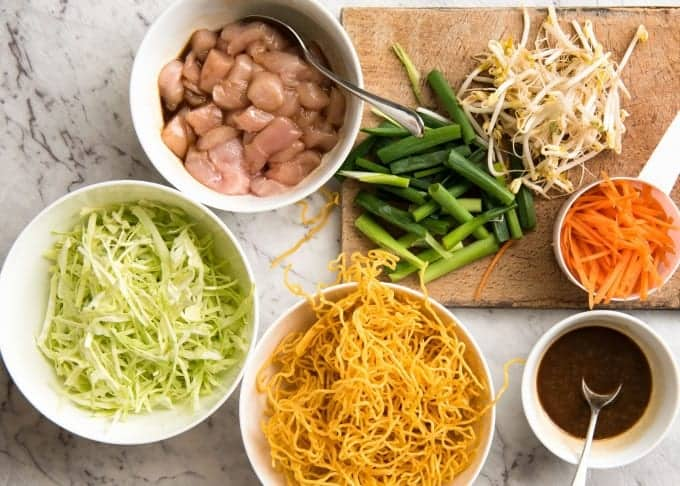 Proper chicken chow mein recipetin eats chicken chow mein ingredients recipetineats forumfinder Image collections