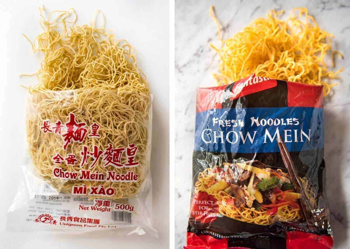 Noodles to use for Chicken Chow Mein