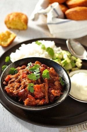 Shredded Beef Chili Con Carne 3