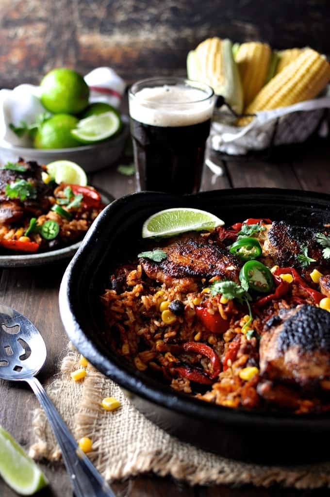One pot mexican chicken and rice recipetin eats one pot mexican chicken and rice forumfinder Gallery