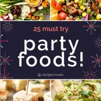 25 Best Party Food Recipes on RecipeTin Eats
