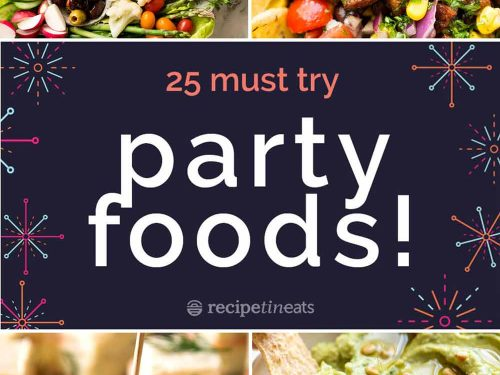 25 Best Party Food Recipes