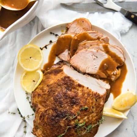 Juicy Slow Cooker Turkey Breast