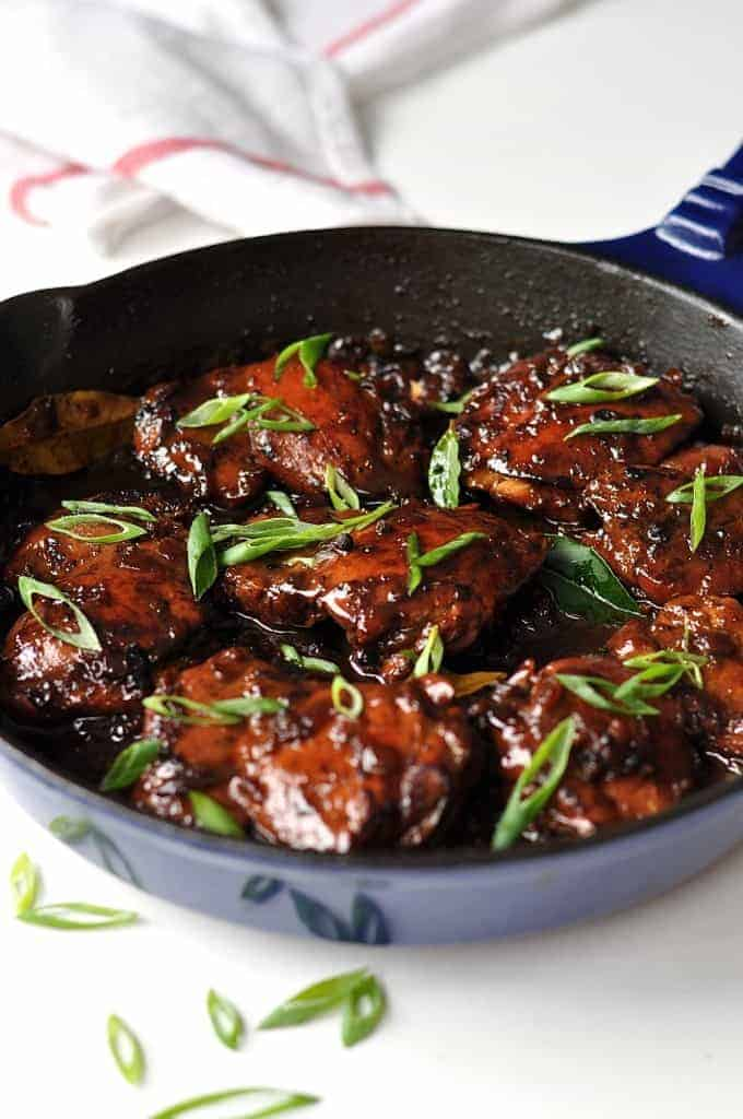 Don't be afraid of the black peppercorns in this. The spiciness is ...