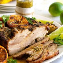 """Cuban Roast Pork - the actual recipe from the """"Chef"""" movie, created by Roy Choi. Easy to make, incredible flavour, virtually foolproof. www.recipetineats.com"""