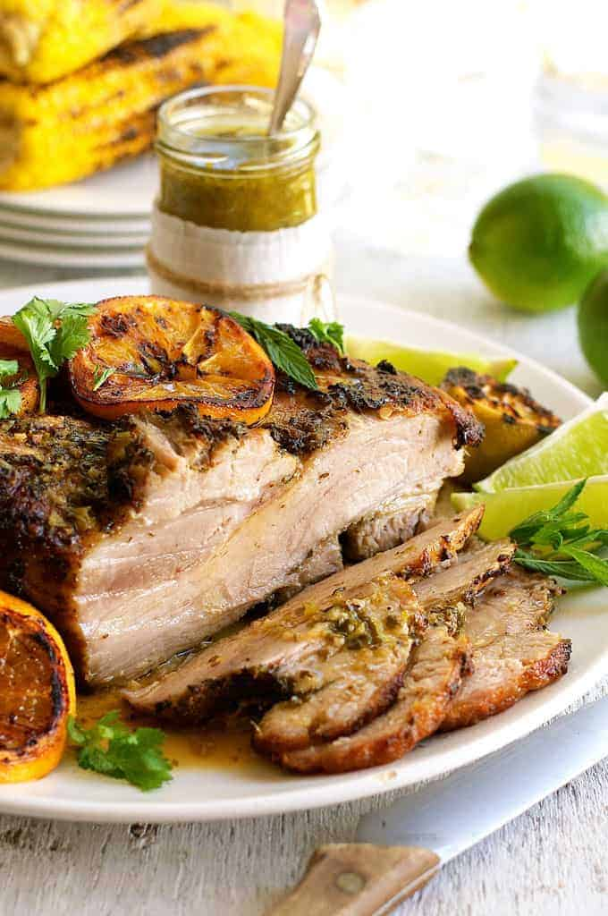 Cuban Roast Pork The Actual Recipe From The Chef Movie Created By