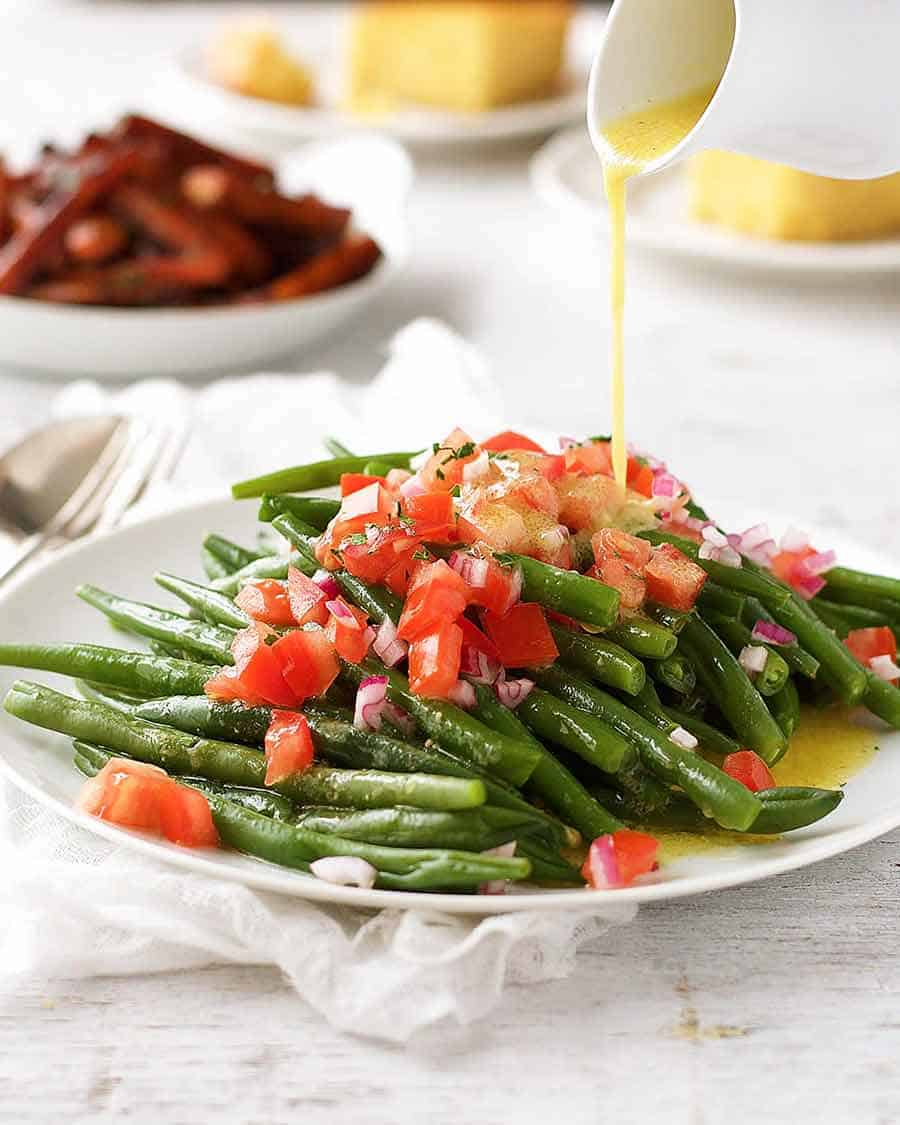 Green Bean Salad Recipes Taste