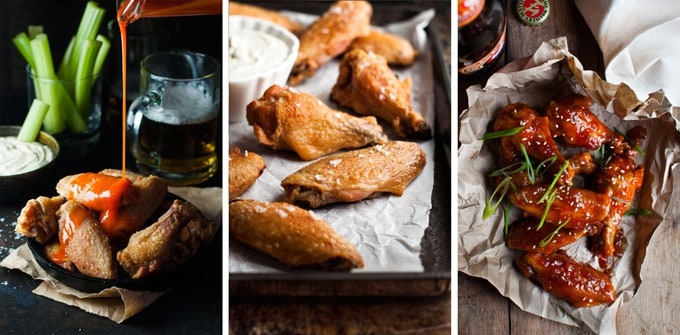Baked Wings Cookbook by RecipeTin Eats | The must-have cookbook for wing lovers!