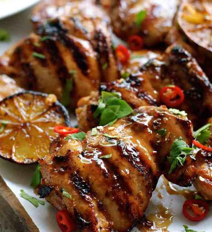 Grilled Thai Chicken (Gai Yang)