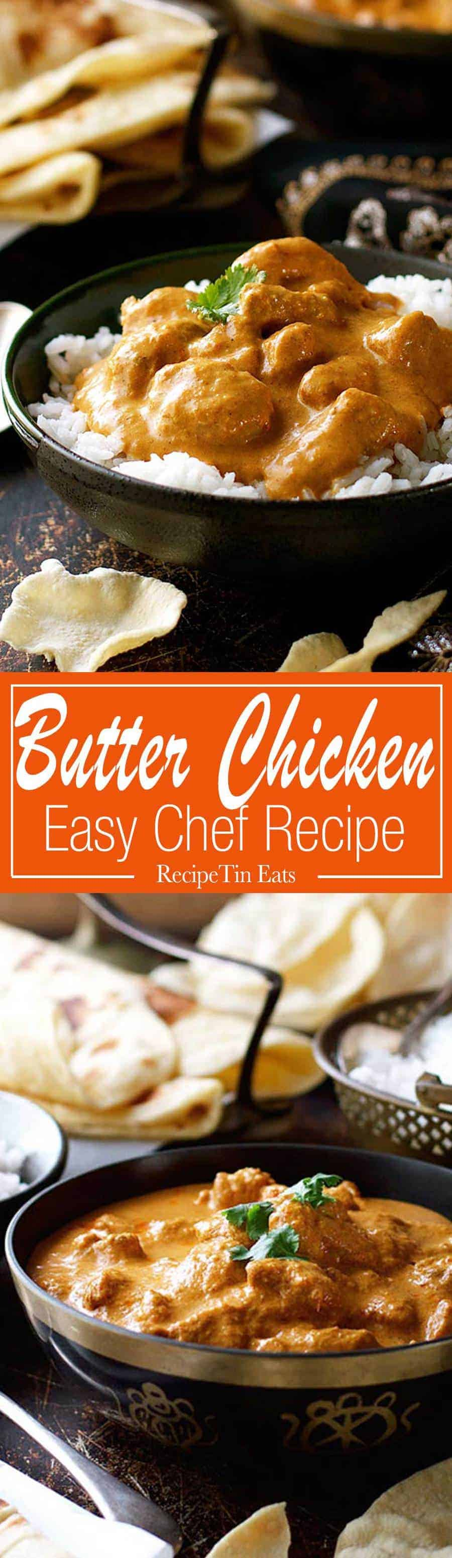 Butter Chicken | RecipeTin Eats
