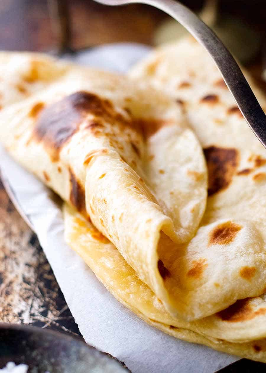 Easy Soft Flatbread NAAN