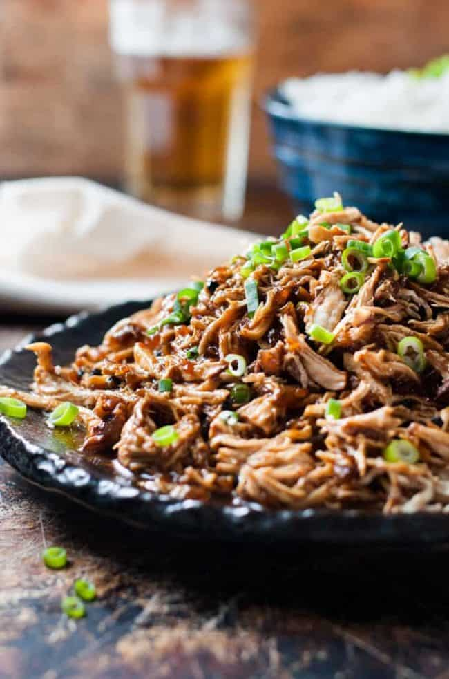 recipes with shredded chicken