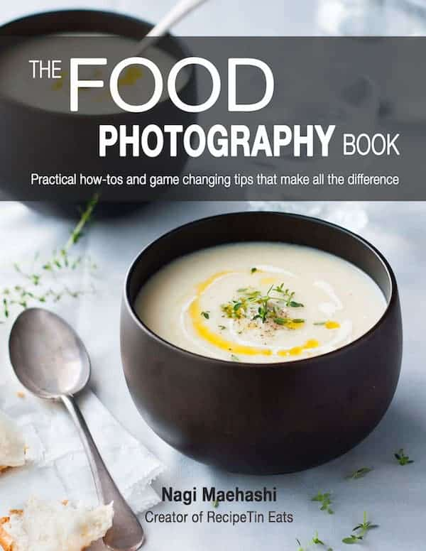 Food Book Cover Jobs ~ The food photography book recipetin eats