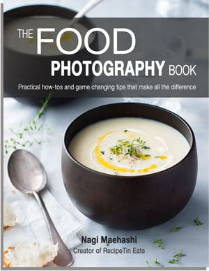 The Food Photography Book | Nagi Maehashi - RecipeTin Eats