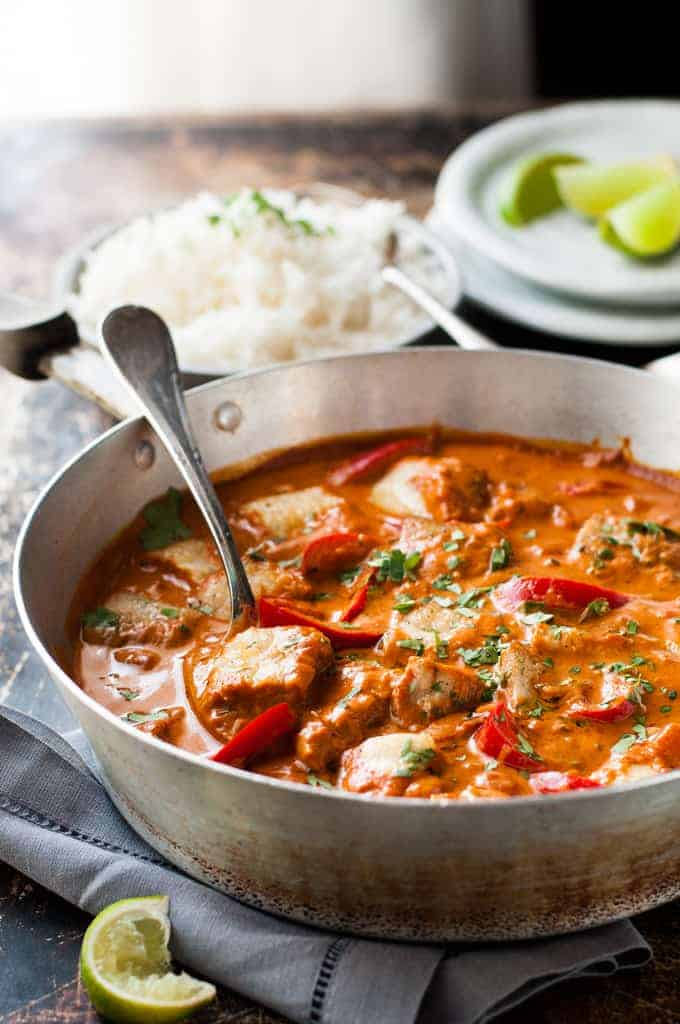 Brazilian fish stew moqueca baiana recipetin eats brazilian fish stew fish in a fragrant light coconut broth easy to make forumfinder Images