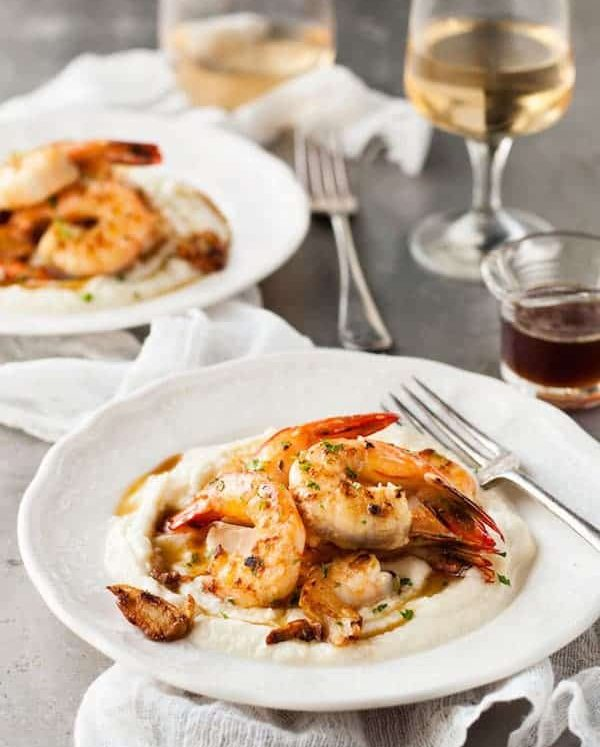 Garlic Brown Butter Shrimp (Prawns)