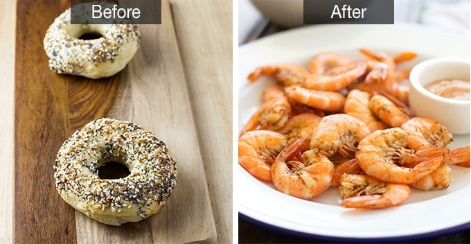 The Food Photography Book by Nagi of RecipeTin Eats | Before & After - sprinklesandsprouts.com