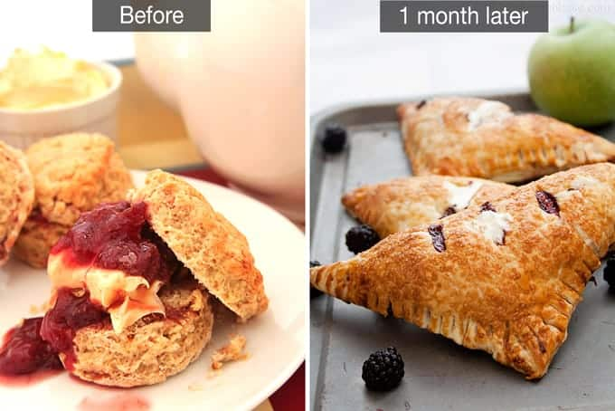 The Food Photography Book by Nagi of RecipeTin Eats | Before & After - www.giraffescanbake.com