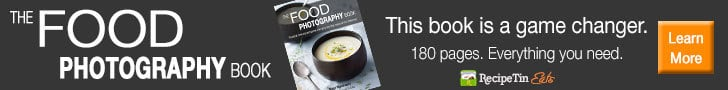 The Food Photography Book Banner-728-x-90