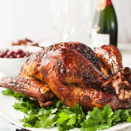 Genius Easy Juicy Roast Turkey (Dry Brined)