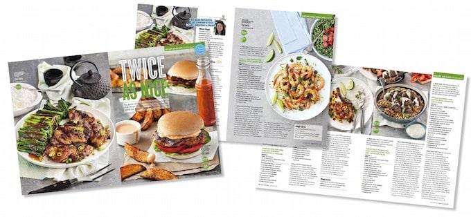 Nandos peri peri chicken burger recipetin eats super food ideas recipetin eats december feature forumfinder Choice Image