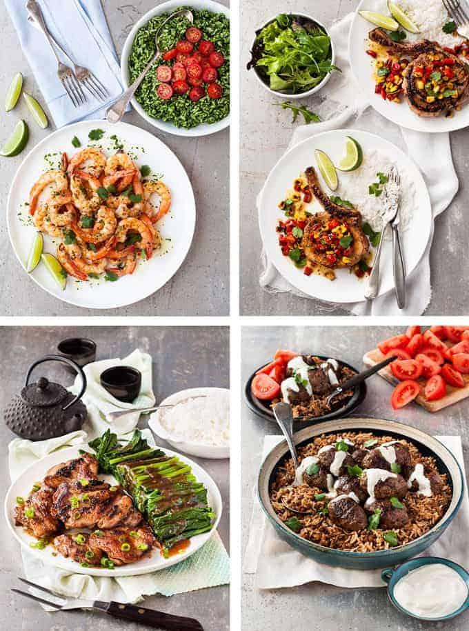 Super Food Ideas Recipes