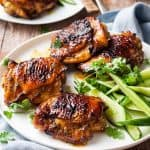 Southern Thai Tumeric Chicken - An authentic recipe from Thailand, the flavour of this is absolutely incredible, sweet with complexity and depth. But just a handful of pantry ingredients!