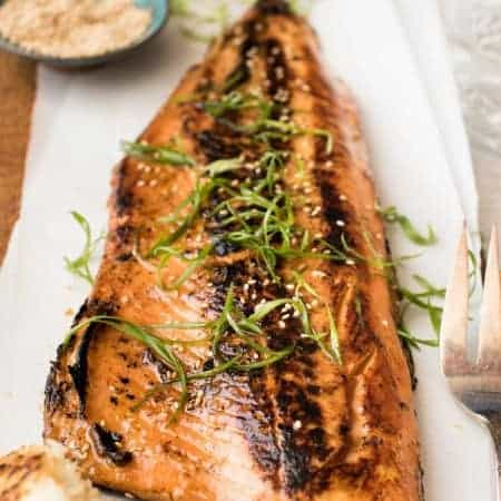 Japanese Miso Salmon (Barbecue or Bake)