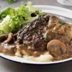 Juicy beef steaks with my little tip for extra flavourful gravy! www.recipetineats.com