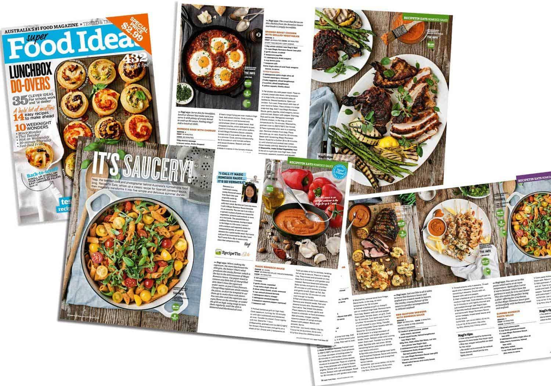 Super Food Ideas | Nagi RecipeTin Eats feature