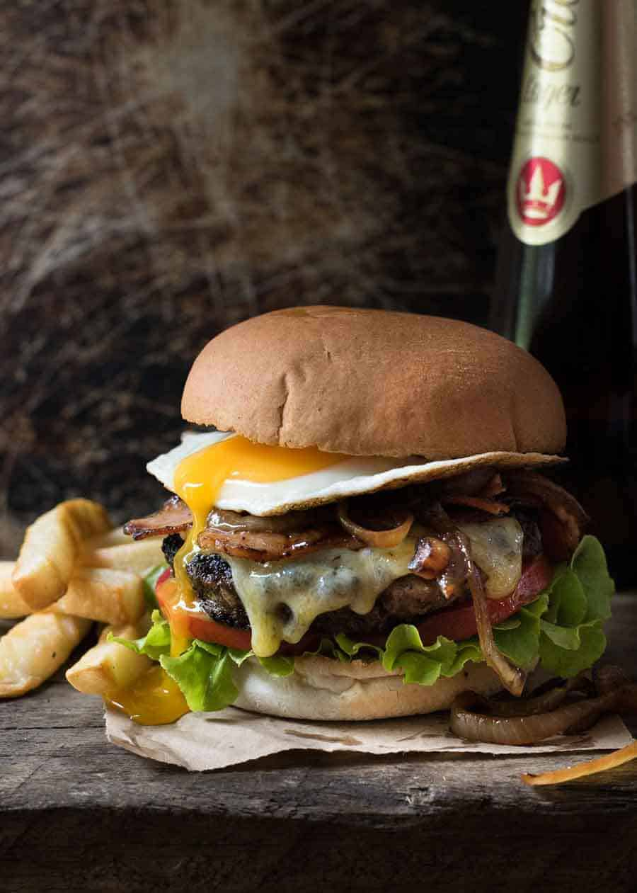 hamburger and perfect party food 2 essay Most of you are familiar with the 'hamburger paragraph' way of teaching paragraphs if not, here is a quick summary of how a paragraph is like a hamburger the top bun and bottom bun are what 'hold' the paragraph together.