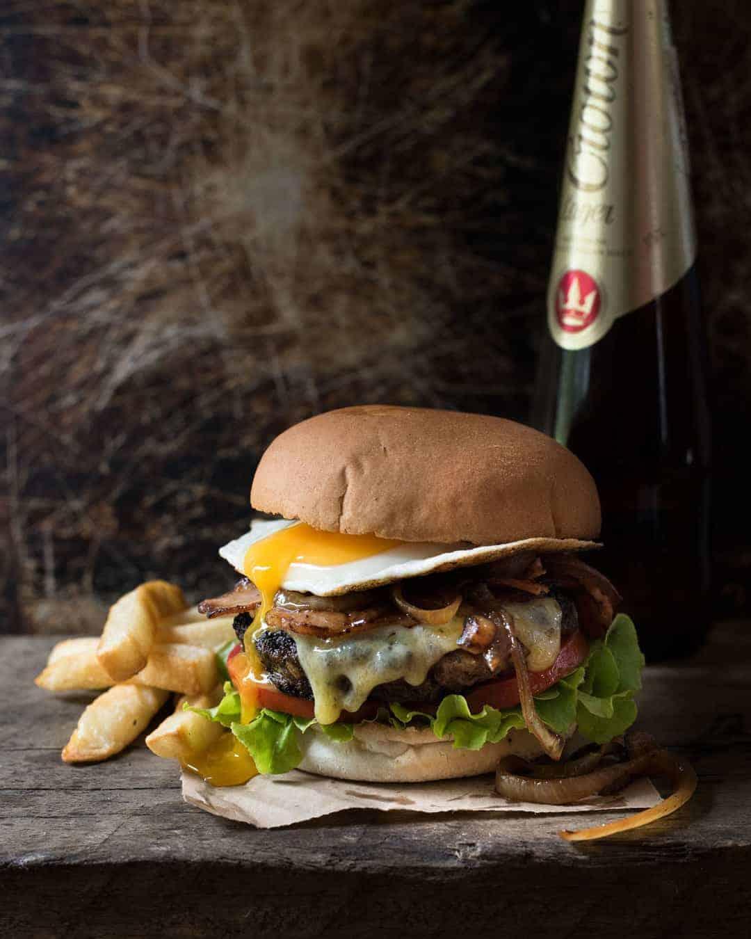 Food Recipes For Dinner Hamburger