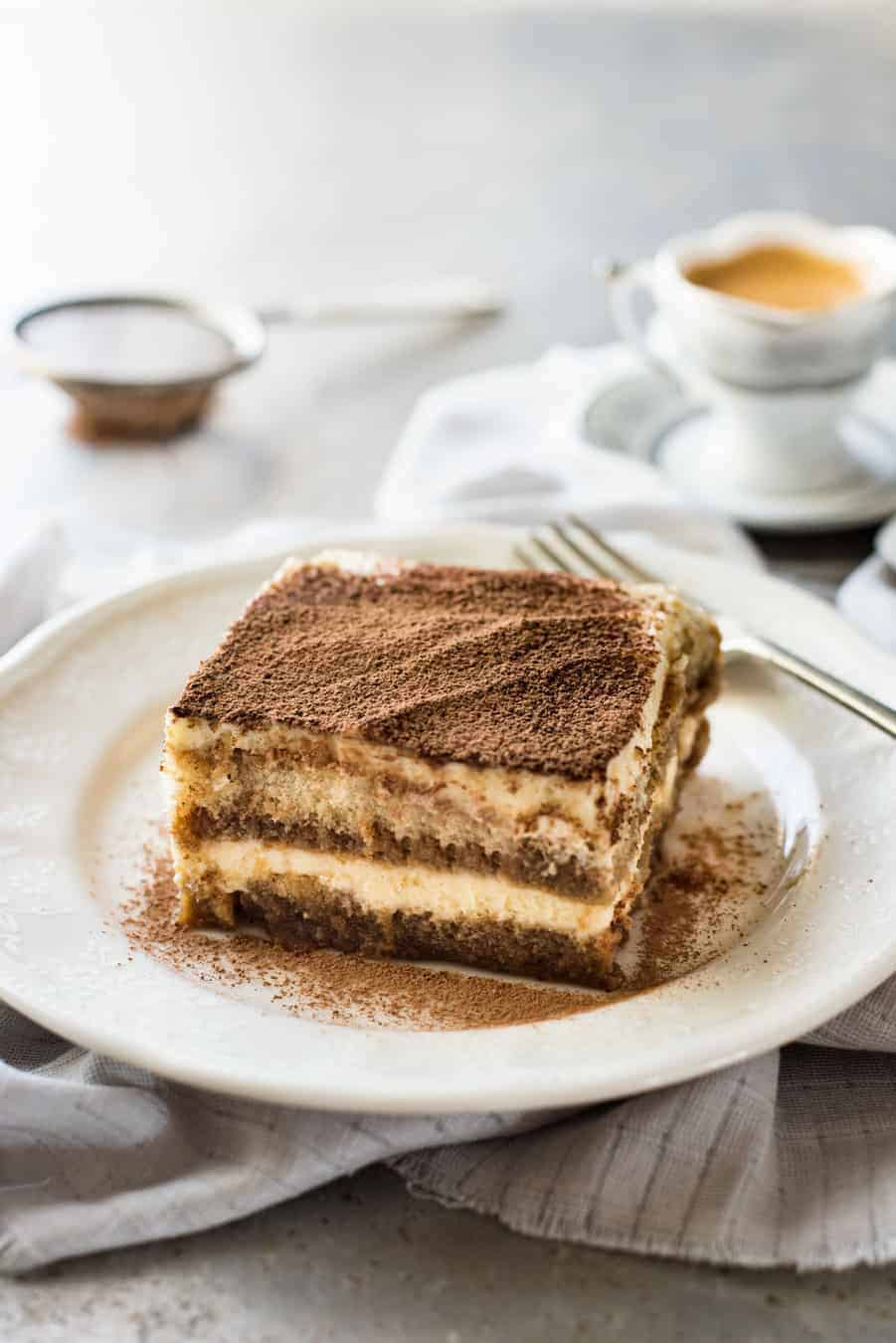 Easy Tiramisu Chef Recipe