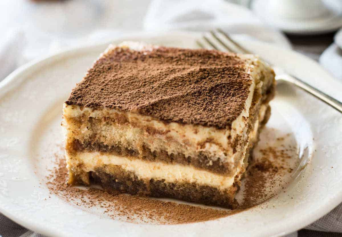 The Best Tiramisu Cake Recipe Ever