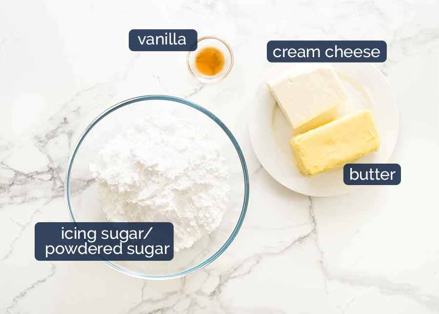 What goes in Cream Cheese Frosting