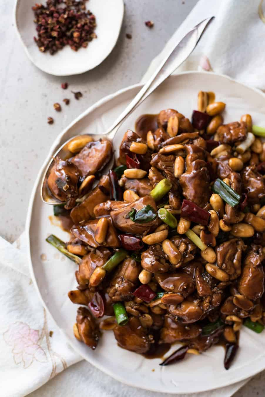 Kung Pao Chicken Recipetin Eats
