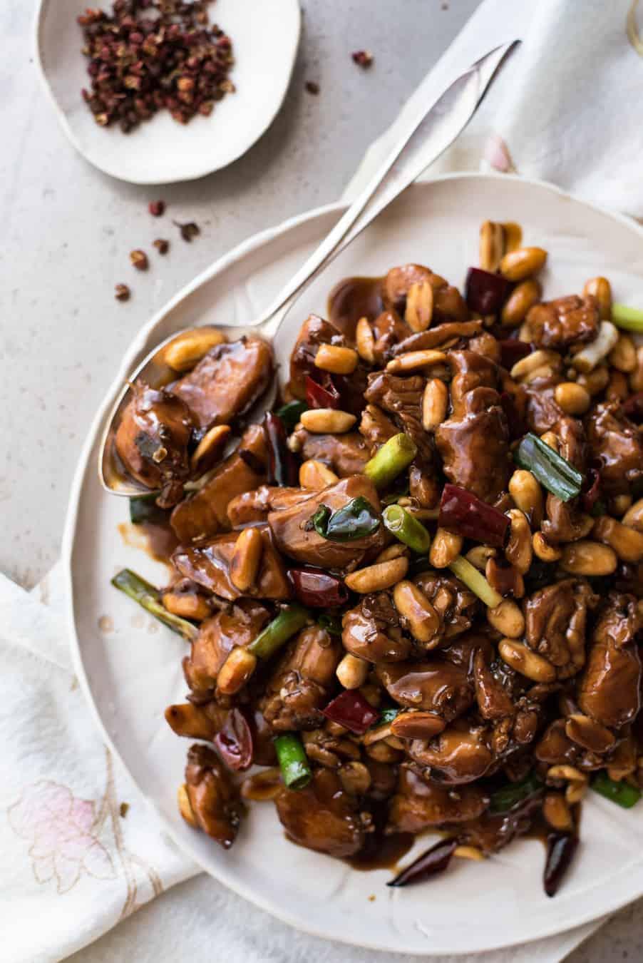 Kung Pao Chicken | RecipeTin Eats